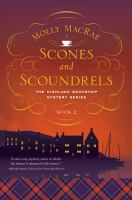Cover image for Scones and Scoundrels
