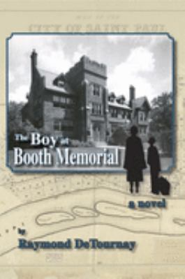 Cover image for The boy at Booth Memorial : a novel