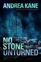 Cover image for No stone unturned