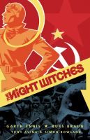Cover image for Battlefields. The Night Witches