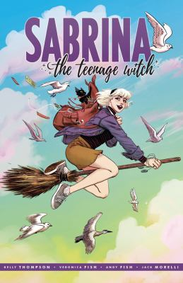 Cover image for Sabrina the teenage witch