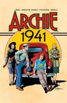Cover image for Archie : 1941
