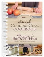 Cover image for Amish cooking class cookbook