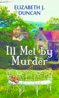 Cover image for Ill met by murder : a Shakespeare in the Catskills mystery