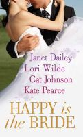 Cover image for Happy is the bride