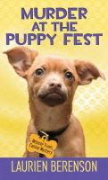 Cover image for Murder at the puppy fest
