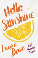 Cover image for Hello, Sunshine