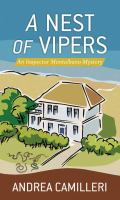Cover image for A nest of vipers