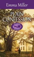 Cover image for Plain confession