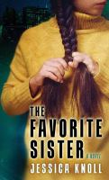 Cover image for The favorite sister