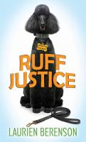 Cover image for Ruff justice