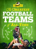Cover image for The greatest football teams of all time