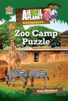 Cover image for Zoo camp puzzle