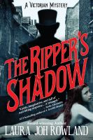 Cover image for The Ripper's shadow : a Victorian mystery
