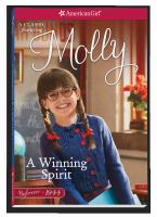 Cover image for A winning spirit : a Molly classic