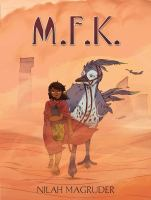 Cover image for M.F.K.