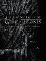 Cover image for The photography of Game of thrones