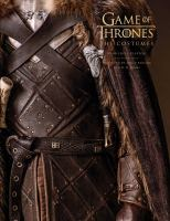 Cover image for Game of thrones : the costumes