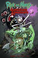 Cover image for Rick and Morty vs. Dungeons & Dragons
