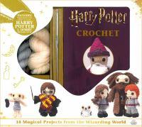 Cover image for Harry Potter crochet
