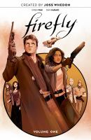Cover image for Firefly, The unification war. part one