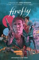 Cover image for Firefly. 1, New sheriff in the 'verse