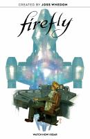 Cover image for Firefly. Watch how I soar