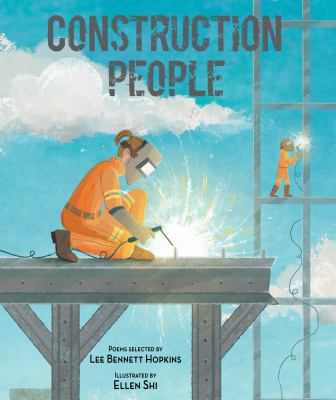 Cover image for Construction people