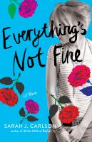 Cover image for Everything's not fine