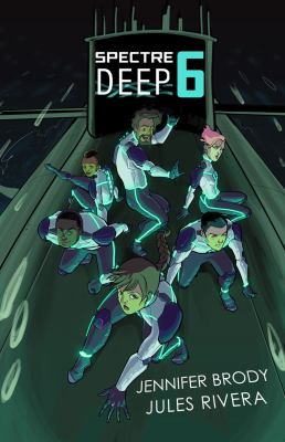 Cover image for Spectre Deep 6