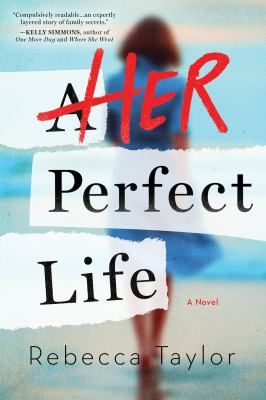 Cover image for Her perfect life : a novel
