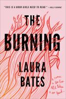 Cover image for The burning
