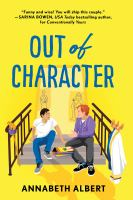 Cover image for Out of character