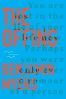 Cover image for The offing