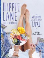 Cover image for Hippie lane : the cookbook