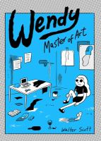 Cover image for Wendy, master of art
