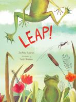 Cover image for Leap!