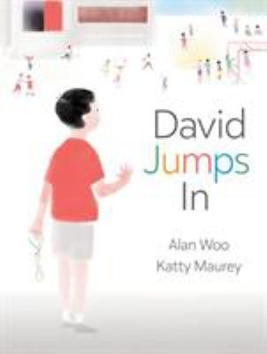 Cover image for David jumps in