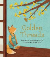 Cover image for Golden threads