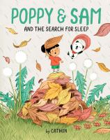 Cover image for Poppy & Sam and the search for sleep