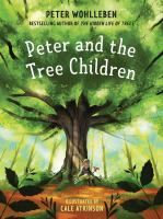 Cover image for Peter and the tree children