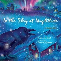 Cover image for In the sky at nighttime