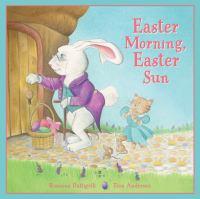 Cover image for Easter morning, Easter sun