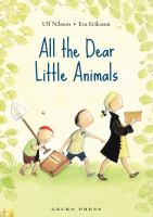 Cover image for All the dear little animals