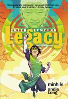 Cover image for Green Lantern : legacy