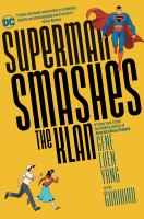Cover image for Superman smashes the Klan