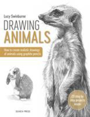 Cover image for Drawing animals
