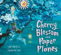 Cover image for Cherry blossom and paper planes