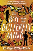 Cover image for The boy with the butterfly mind