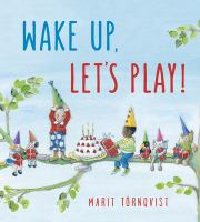 Cover image for Wake up, let's play!